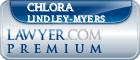 Chlora Aryvonne Lindley-Myers  Lawyer Badge
