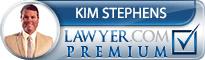 Kim T. Stephens  Lawyer Badge