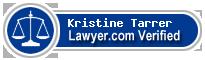 Kristine R. Moore Tarrer  Lawyer Badge
