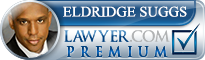 Eldridge Suggs  Lawyer Badge