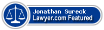 Jonathan E. Sureck  Lawyer Badge
