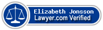 Elizabeth Rose Jonsson  Lawyer Badge