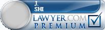 J. Stephen Shi  Lawyer Badge