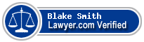 Blake J. Smith  Lawyer Badge