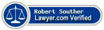 Robert M. Souther  Lawyer Badge