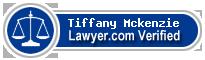 Tiffany Nicole Mckenzie  Lawyer Badge