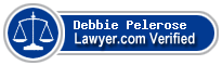 Debbie C. Pelerose  Lawyer Badge