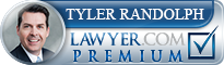 Tyler Lee Randolph  Lawyer Badge