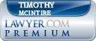 Timothy Lapleau Mcintire  Lawyer Badge