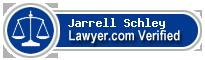 Jarrell H. Palmer Schley  Lawyer Badge