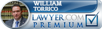 William Torrico  Lawyer Badge