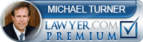 Michael Hugh Turner  Lawyer Badge