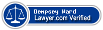 Dempsey Clay Ward  Lawyer Badge