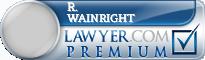 R. Gary Wainright  Lawyer Badge