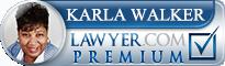 Karla L. Walker  Lawyer Badge