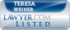 Teresa Weiner Lawyer Badge