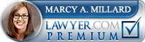 Marcy A. Millard  Lawyer Badge
