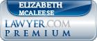 Elizabeth Riley Mcaleese  Lawyer Badge