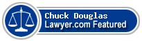 Chuck Michael Douglas  Lawyer Badge