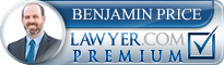 Benjamin Whitaker Price  Lawyer Badge