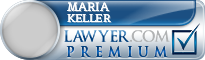 Maria O. Keller  Lawyer Badge