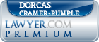 Dorcas A. Cramer-Rumple  Lawyer Badge