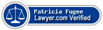 Patricia Brown Fugee  Lawyer Badge