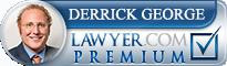 Derrick E. George  Lawyer Badge