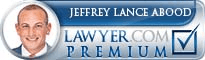 Jeffrey Lance Abood  Lawyer Badge