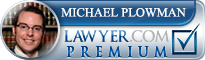 Michael J. Plowman  Lawyer Badge