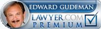Edward J. Gudeman  Lawyer Badge