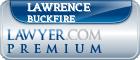 Lawrence J. Buckfire  Lawyer Badge