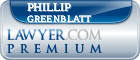 Phillip A. Greenblatt  Lawyer Badge