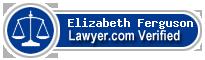 Elizabeth A. Ferguson  Lawyer Badge