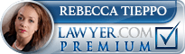 Rebecca S. Tieppo  Lawyer Badge
