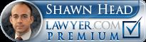 Shawn H. Head  Lawyer Badge