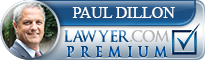 Paul J. Dillon  Lawyer Badge