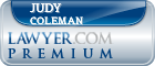 Judy C. Coleman  Lawyer Badge