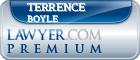 Terrence T. Boyle  Lawyer Badge