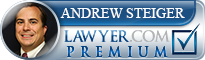 Andrew M. Steiger  Lawyer Badge