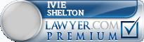 Ivie Jonathan Shelton  Lawyer Badge