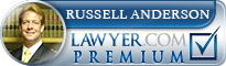 Russell C. Anderson  Lawyer Badge