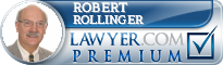 Robert S. Rollinger  Lawyer Badge