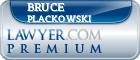 Bruce Plackowski  Lawyer Badge