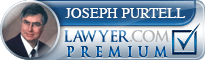 James Joe Purtell  Lawyer Badge