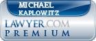 Michael D. Kaplowitz  Lawyer Badge