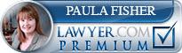 Paula M. Fisher  Lawyer Badge
