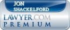 Jon E. Shackelford  Lawyer Badge