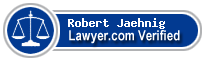 Robert D. Jaehnig  Lawyer Badge