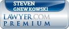 Steven M. Gnewkowski  Lawyer Badge